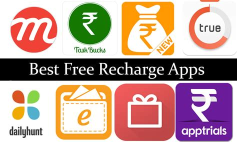 free best android apps top 20 best free recharge apps for android 2018