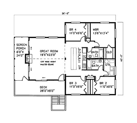 1600 square foot house plans house plan 56509 at familyhomeplanscom green plan 1600