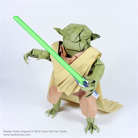 Origami Yoda Wiki - a brief history of origami and 3 contemporary origami