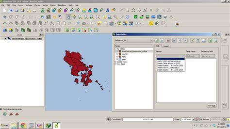 qgis spatialite tutorial pixelcooker spatialite sebagai alternatif personal file