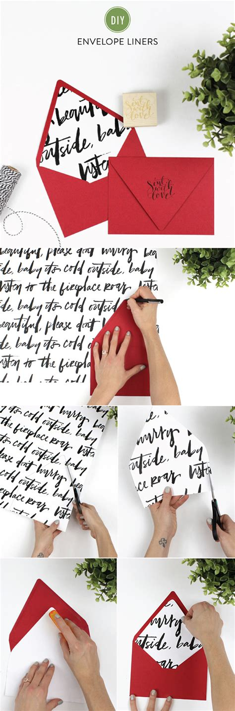 What Is An Envelope Liner For Wedding Invitations