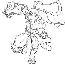 blue ninja turtle coloring page teenage mutant ninja turtles coloring pages 5136