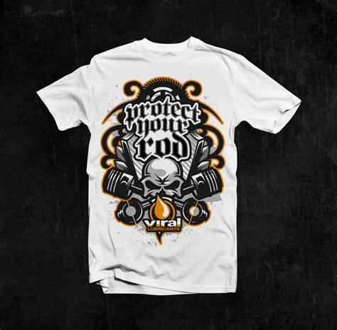 design t shirt with picture bold modern t shirt design for doug mochrie by killpixel