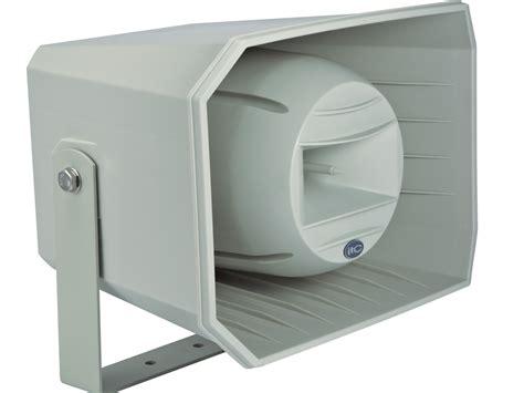 Speaker Toa Outdoor 50w 100v quality outdoor horn speaker edwards sound lighting audio visual australia