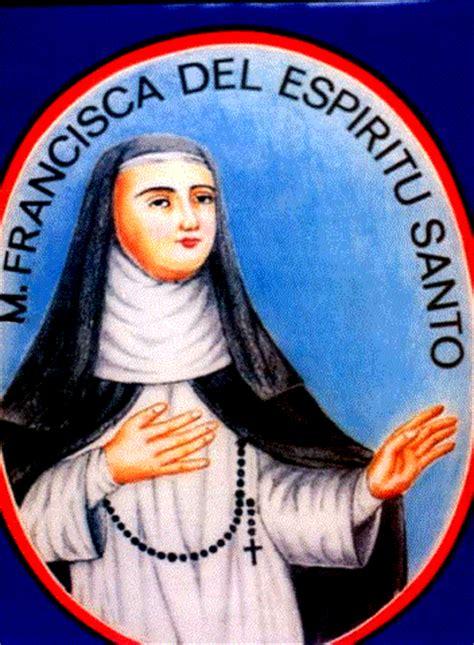 Biography Of Mother Francisca Del Espiritu Santo | espirito dominic biography