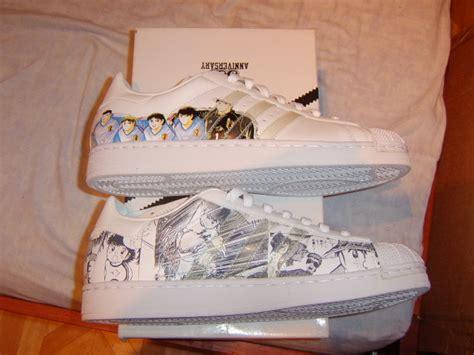 Doraemon Converse Adidas adidas superstar captain tsubasa olive et tom 2 sneakers