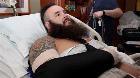 House Plan With Guest House by Braun Strowman Surgery Photos Post Raw Videos From New