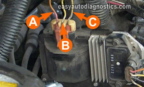 part    test  gm ignition control module