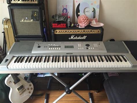 Keyboard Yamaha Dgx 230 dgx 230 yamaha dgx 230 audiofanzine