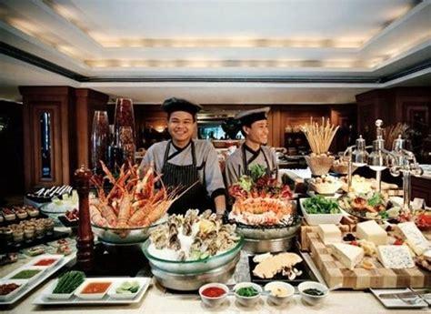 Marriott Cafe - at the JW Marriott Hotel Bangkok ...