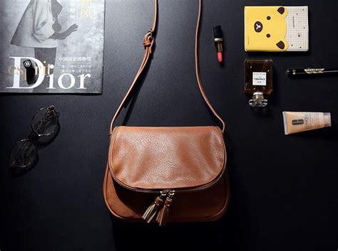 Tas Slempang Hds Fashion Elegan Blue tas selempang wanita bolsas femininas pu leather bag brown jakartanotebook
