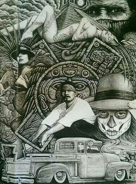 imagenes aztecas chicanas 17 best images about lowrider art on pinterest mexican