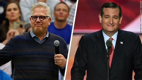 by refusing to vote for trump glenn beck is standing glenn beck pretty bummed by ted cruz s endorsement of