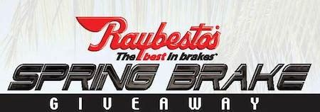 Raybestos Giveaway - raybestos brakes awards 1 000 gift cards in spring brake giveaway promotion