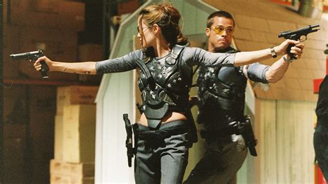 film action fight 16 mr mrs smith hd wallpapers backgrounds