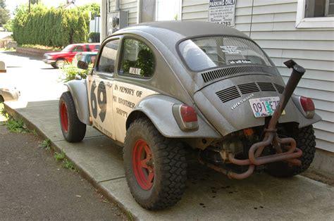 volkswagen buggy 1970 old parked cars 1970 volkswagen beetle baja bug