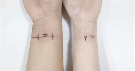 30 super cute and minimalist tattoos by playground tattoo