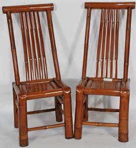 asian furniture bamboo chair from china