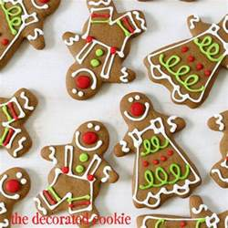 gingerbread cookie and a history of gingerbread cookies