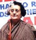 biography of indira gandhi by pupul jayakar rediff on the net inder kumar gujral through the eyes of