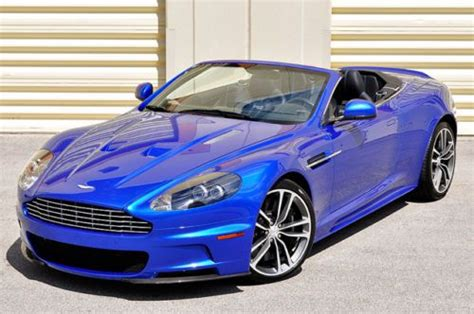 Aston Martin Dbs Msrp by Sell Used 2011 Aston Martin Dbs Volante Low