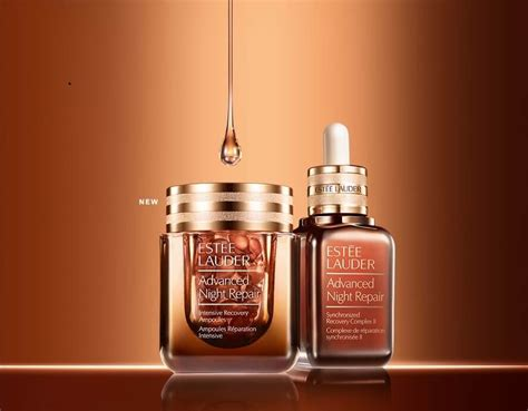 Serum Anr Estee Lauder recenzja estee lauder advanced repair perfectbasic