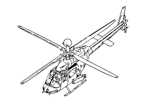 coloring page of helicopter free printable helicopter coloring pages for kids