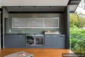 Alfresco Kitchen Designs by A Stunning Alfresco Kitchen From Enigma Interiors