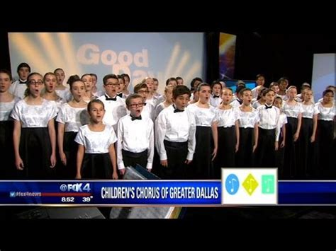 children s wigs dallas texas youtube children s chorus of greater dallas youtube