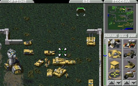 conquer my command conquer my abandonware