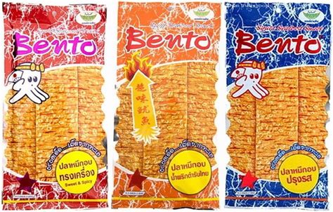 Thailand Bento Squid Seafood Snack bento seafood snack squid thai chili sauce buy dried