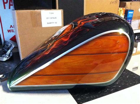 Handmade Paint - the custom shop 2011 updates page 74