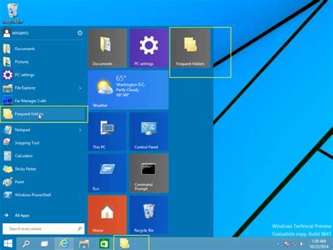 carpeta imagenes fondo windows 10 fija las carpetas frecuentes al men 250 inicio o barra de