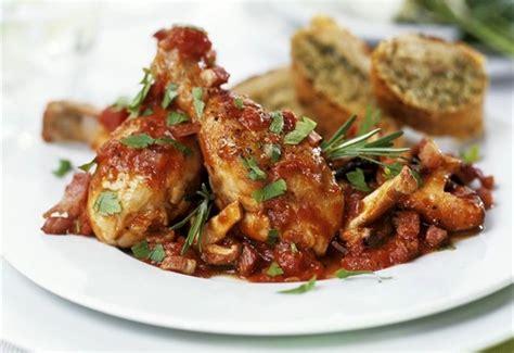 come si cucina il pollo alla cacciatora ricette della rezdora il pollo alla cacciatora modenese
