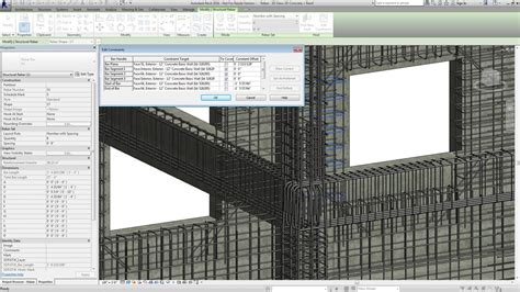 autocad 2011 structural detailing tutorial reinforcement reinforcement detailing revit features