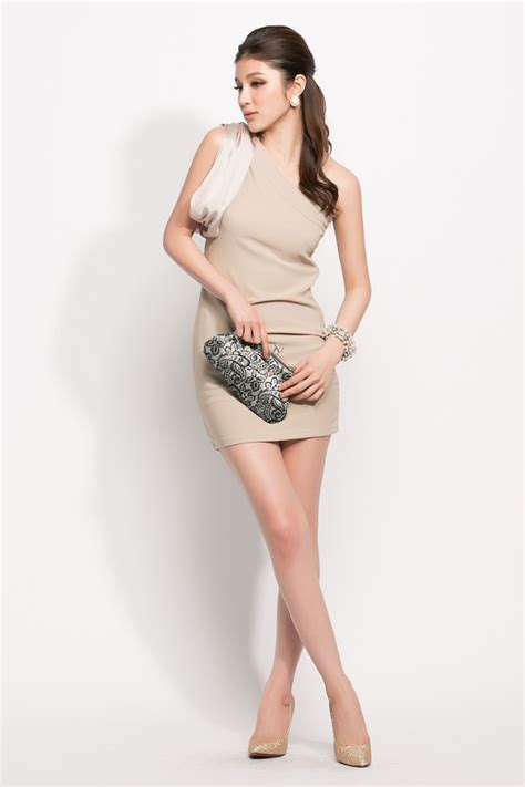 Marina Shoulder Solid Ol Taupe 146 best formal dresses images on womens