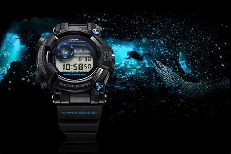 casio dive more casio g shock master of g frogman dive watches now