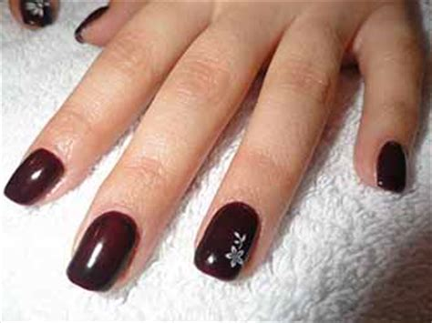Ongles Gel Photos by Photo Ongles Gel Couleur Deco Ongle Fr