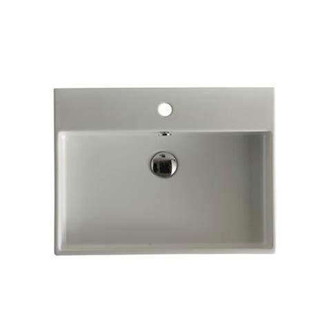 Wall Mounted Countertop by Unlimited 60 White Wall Mount Or Countertop Bathroom Sink