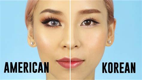 Makeup Makeover Indonesia perbedaan make up ala korea dan amerika mana yang kamu suka