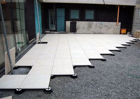 20mm External Porcelain Tiles by City Black External 20mm Porcelain Oiba