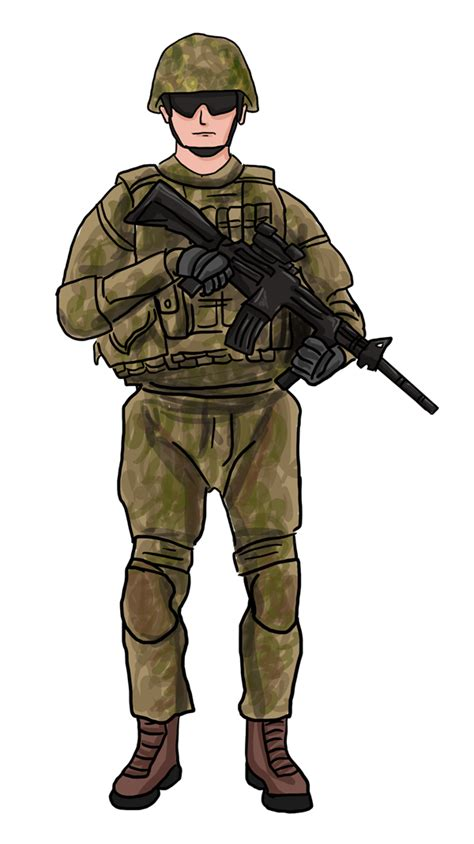 A Soldiers soldier clipart clipart suggest