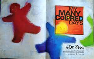 dr seuss my many colored days horton and the kwuggerbug and more lost stories hundred
