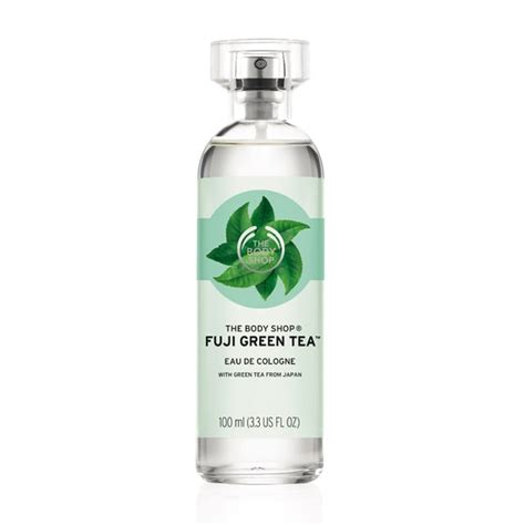 fuji green tea eau de cologne 100 ml