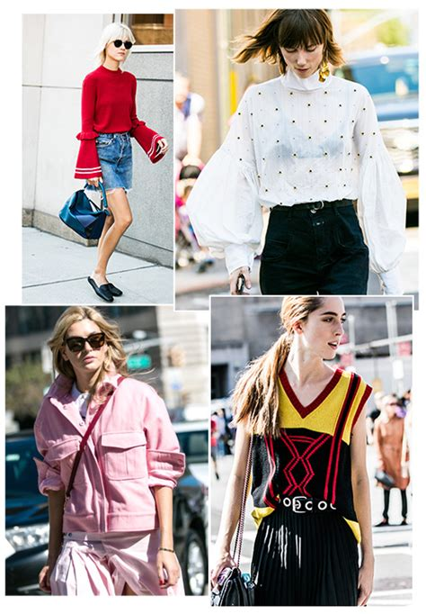 this week in swing nyc street style at new york fashion week spring summer 2017