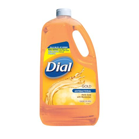 The Home Decor Store by Shop Dial Gold 128 Fl Oz Antibacterial Hand Soap At Lowes Com