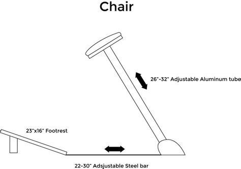 sedie per il mal di schiena ecco la prima sedia che evita il mal di schiena