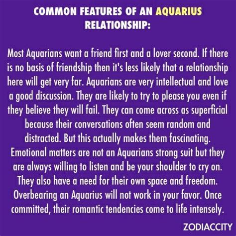 aquarius horoscopes and dead on on pinterest