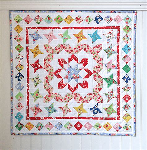 Medallion Quilts Free Patterns by Mini Medallion Quilt Tutorial Sew Along Sew Sew