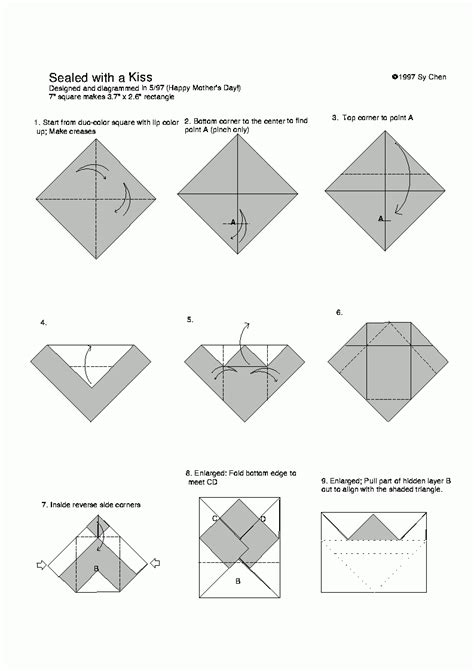 How To Fold Paper Notes In Cool Ways - letterfolds envelope fold s ways to fold a letter giving